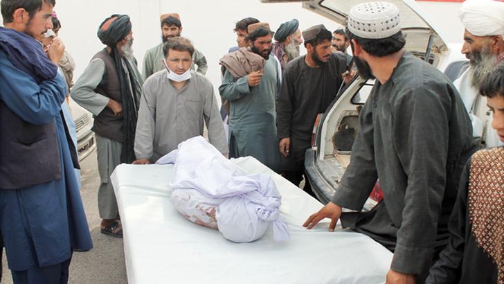 আফগানিস্তানে গরুর হাটে ভয়াবহ বোমা হামলায় নিহত ২৩