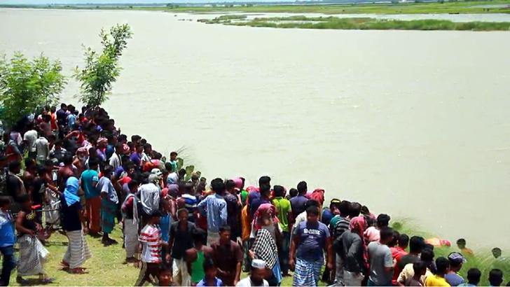 পদ্মায় নৌকাডুবির একদিন পর মিলল ২ কৃষকের লাশ