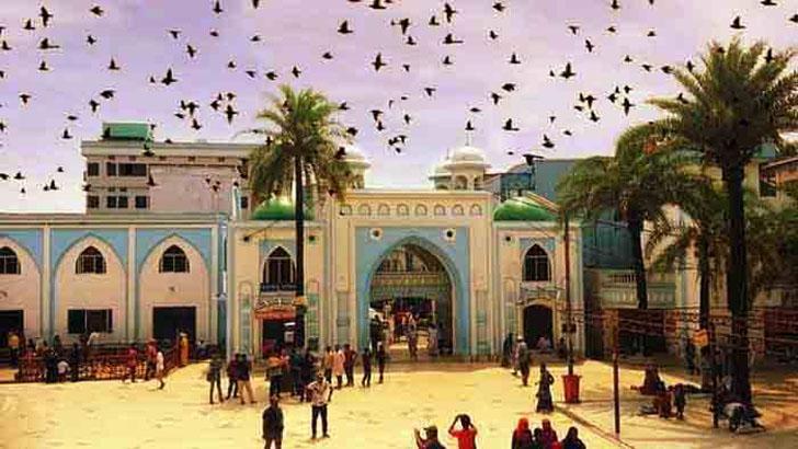 হযরত শাহজালালের (র.) মাজারের উরস শেষ হলো নীরবে