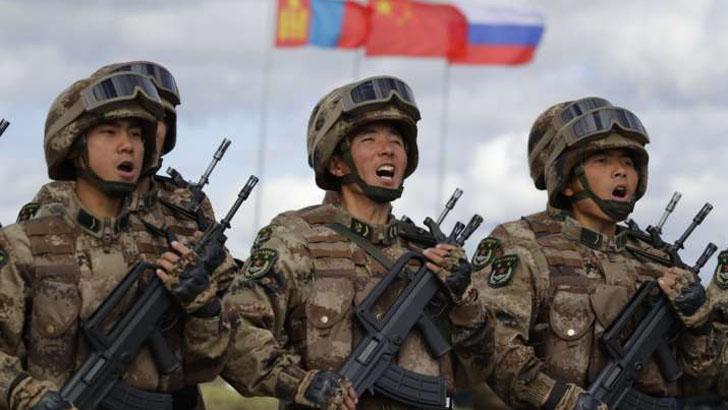 চীনা সেনাবাহিনী