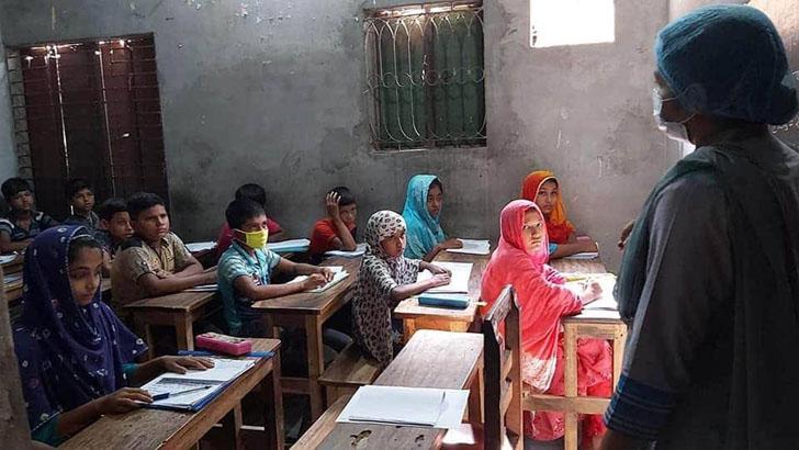 পরীক্ষা নেয়ায় গাজীপুরে স্কুলের মালিককে ৭ দিনের কারাদণ্ড