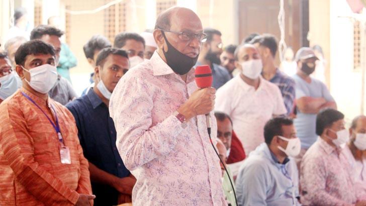 বাঞ্ছারামপুরে প্রাথমিক বিদ্যালয় উদ্বোধন করলেন ক্যাপ্টেন তাজুল ইসলাম