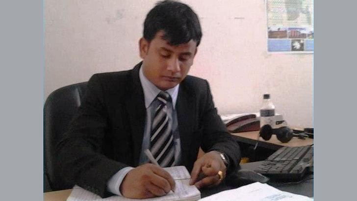 ইউএনও পারভেজুর রহমান