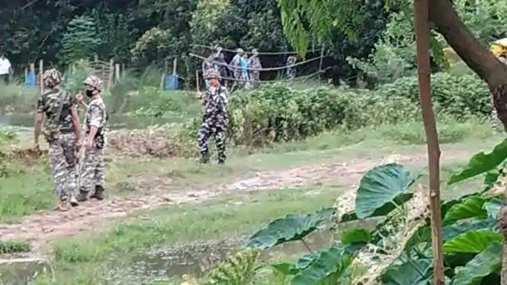 উত্তরাখণ্ড সীমান্তে অবকাঠামো নির্মাণ শুরু করেছে নেপাল