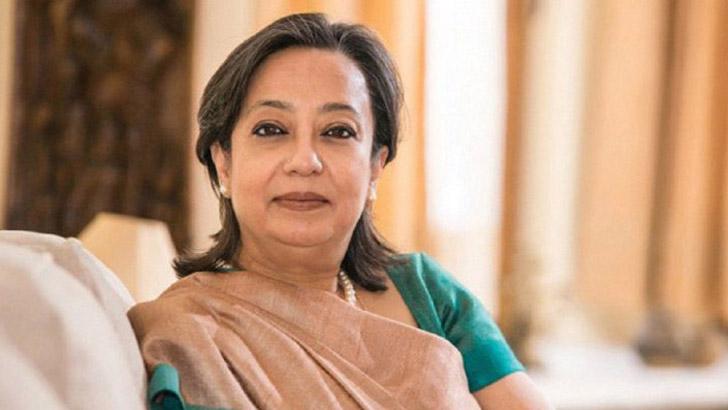 ভারতের হাইকমিশনার রীভা গাঙ্গুলি দাস