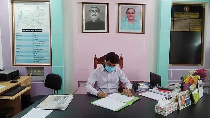 নির্বাহী কর্মকর্তা শাহিন রেজা।