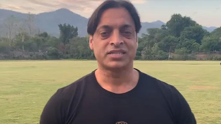 পাকিস্তান ক্রিকেট দলের সাবেক গতিতারকা শোয়েব আখতার