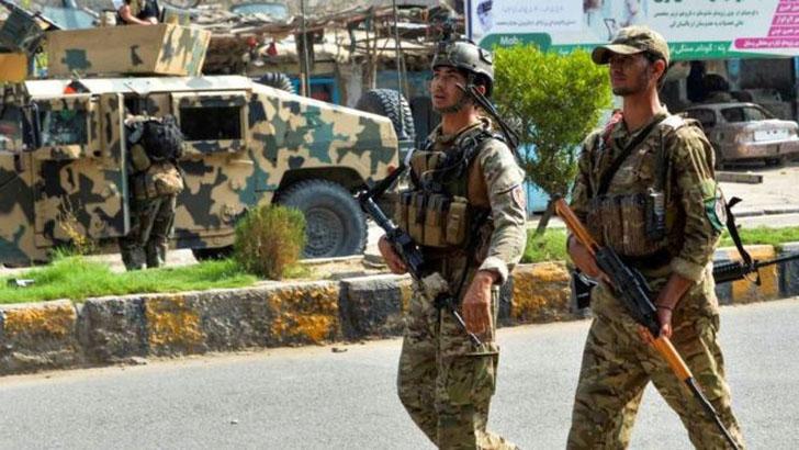 আফগানিস্তানের নানগারহার প্রদেশে কারাগারে জঙ্গিগোষ্ঠী আইএসের হামলা