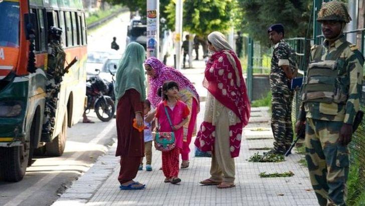 জম্মু ও কাশ্মীর : উন্নয়নের এক বছর
