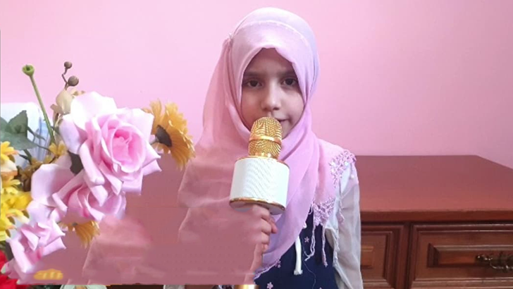 ইউরোপে কিরাত প্রতিযোগিতায় স্পেনে বাংলাদেশি বংশোদ্ভূত ৭ বছর বয়সী মাহফুজা সারা আলম প্রথম স্থান অধিকার করে