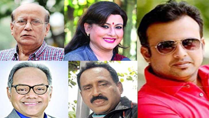 জাতীয় চলচ্চিত্র পুরস্কার প্রদানের জুরি বোর্ডের সদস্যরা