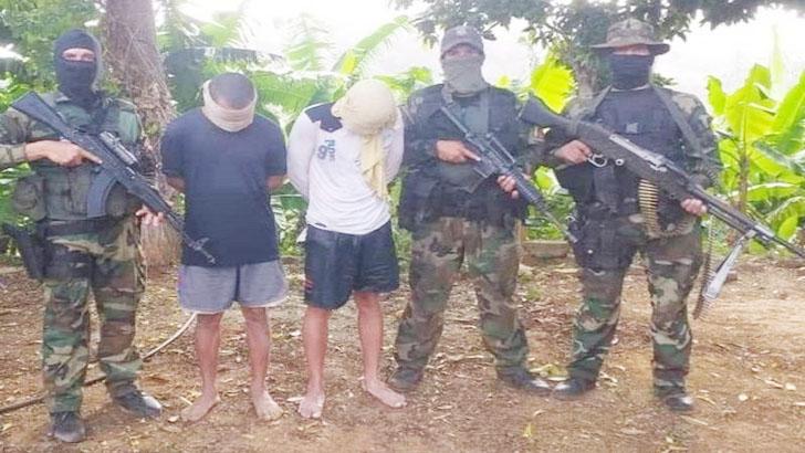 ভেনিজুয়েলায় সাবেক দুই মার্কিন সেনার ২০ বছরের কারাদণ্ড