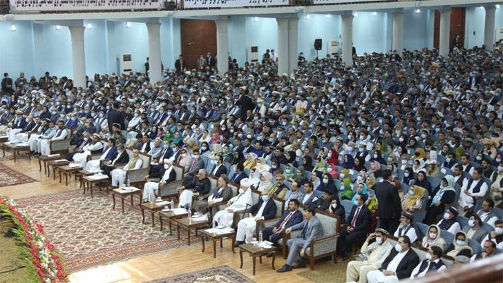 আফগান পার্লামেন্টে তালেবান বন্দিদের মুক্তির অনুমোদন