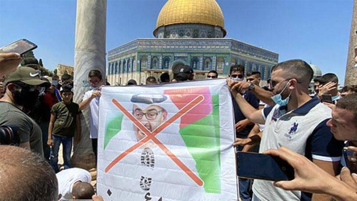 'আরব আমিরাতের চুক্তি আরব বা মুসলিম বিশ্বের সিদ্ধান্ত নয়'