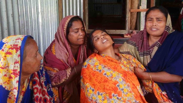 গোয়ালন্দে কন্যাশিশু হত্যার অভিযোগে স্বামীসহ ৪ জনের বিরুদ্ধে মামলা, শাশুড়ি গ্রেফতার