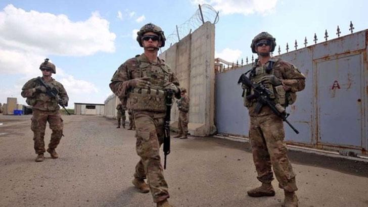 ইরাকের তাজি ঘাঁটি ছাড়ছে মার্কিন বাহিনী