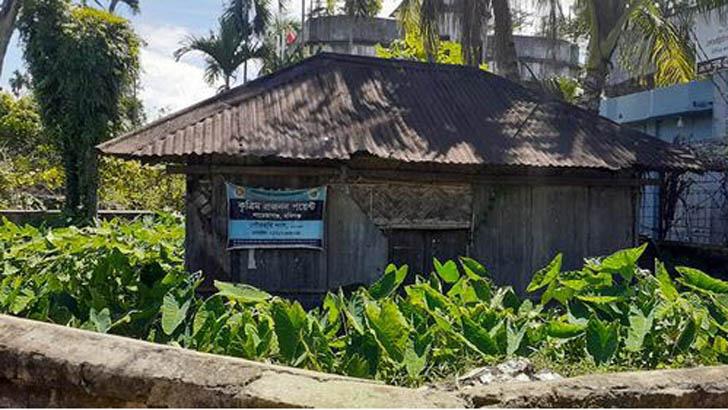 ব্রিটিশ আমলে স্থাপিত শায়েস্তাগঞ্জের পশু হাসপাতাল