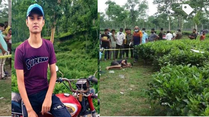 মৌলভীবাজারের শ্রীমঙ্গলে নিখোঁজের একদিন পর কলেজ ছাত্রের লাশ উদ্ধার