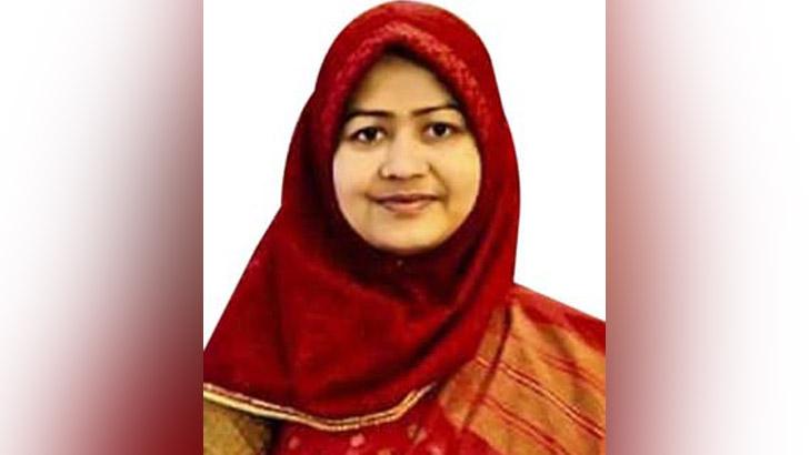 মাদারীপুর জেলা প্রশাসক ড. রহিমা খাতুন