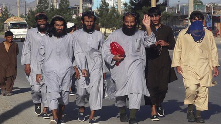 আফগান সরকার আরও তালেবান বন্দিকে মুক্তি দিল