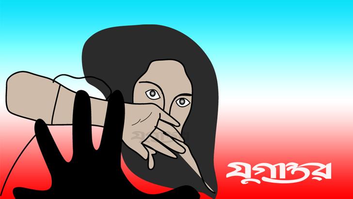 প্রকাশ্যে রাস্তায় ফেলে নারীকে নির্যাতন যুবলীগ নেতার