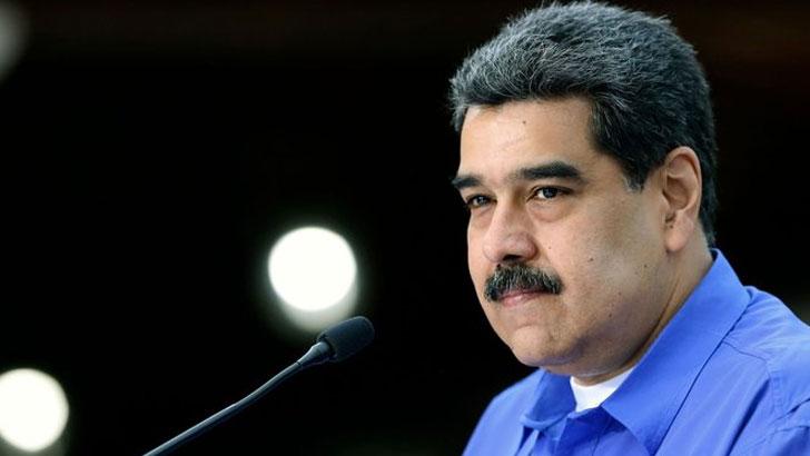 ভেনিজুয়েলার প্রেসিডেন্ট নিকোলাস মাদুরো