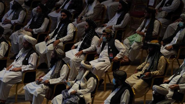 তালেবান-আফগান ঐতিহাসিক শান্তি আলোচনা শুরু