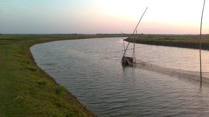 ডাকাতিয়া নদী