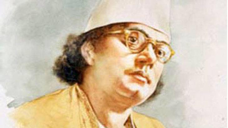 স্মরণে বিদ্রোহী কবি কাজী নজরুল ইসলাম
