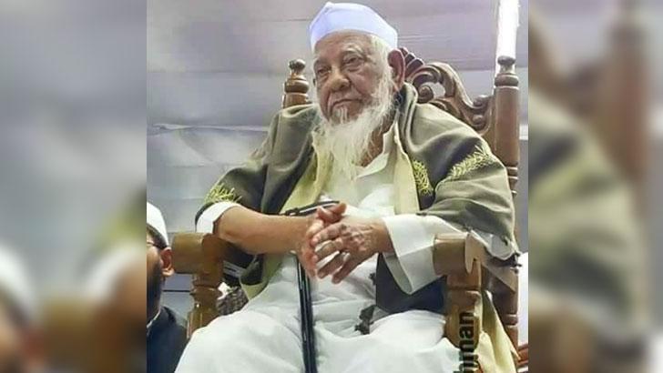 আল্লামা শাহ আহমেদ শফী