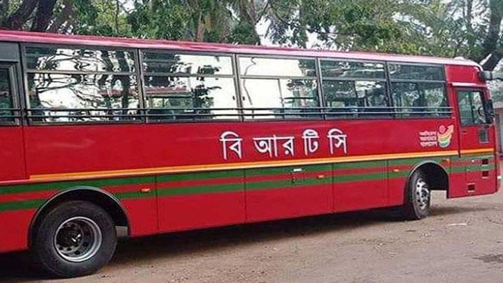 কানসাট-দিনাজপুর রুটে বিআরটিসি বাস সার্ভিস চালু