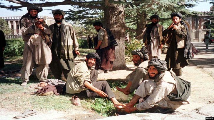 ১৯৯৬ সালের এই দিনে তালেবান যোদ্ধারা আফগানিস্তানের রাজধানী কাবুল দখল করে নেয়।