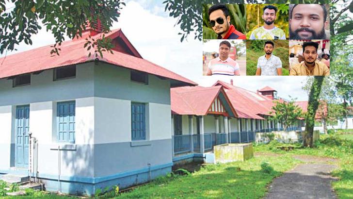 এমসি কলেজ ছাত্রাবাসে গণধর্ষণ