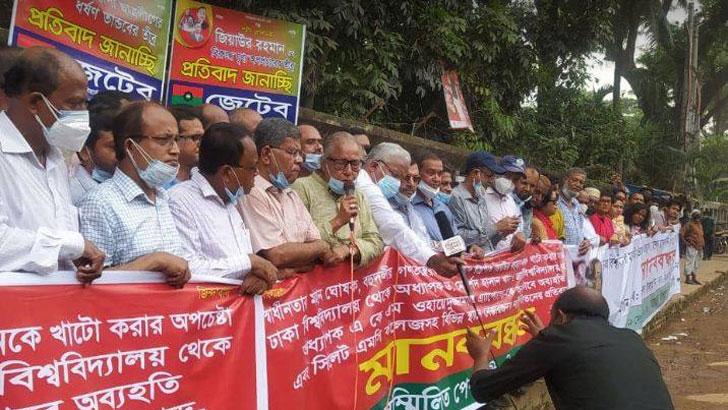 সরকার নানা ভাইরাসে আক্রান্ত: নজরুল