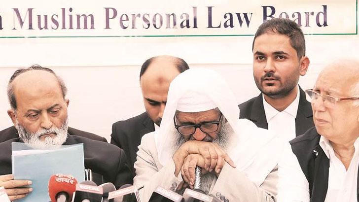 বাবরি মসজিদ রায়ের বিরুদ্ধে হাইকোর্টে যাবে মুসলিম ল' বোর্ড