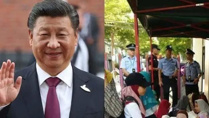 চীনের নিশানায় এবার উতসুল মুসলিমরা