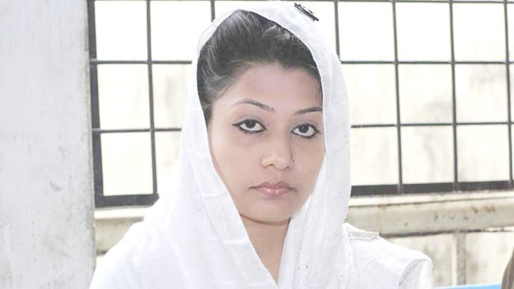 আয়শা সিদ্দিকা ওরফে মিন্নি