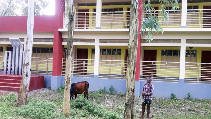 বগুড়ার শেরপুর উপজেলায় প্রাথমিক শিক্ষা অধিদফতর