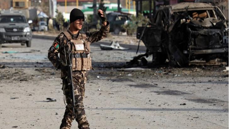 আফগানিস্তানের বাঘলান প্রদেশে তালেবান হামলা প্রতিহত