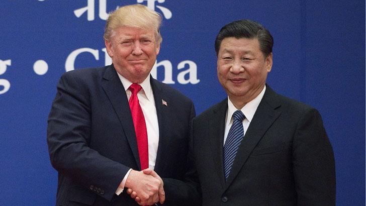 চীনে ব্যবসায়িক অফিস ও ব্যাংক হিসাব আছে ট্রাম্পের