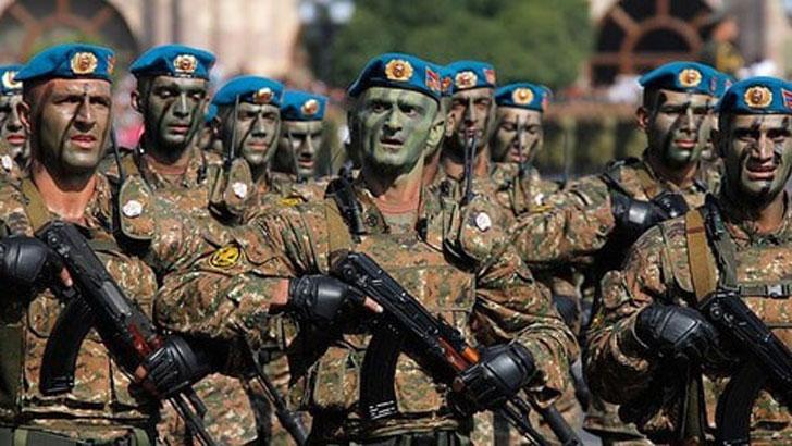 আর্মেনীয় সেনাবাহিনী