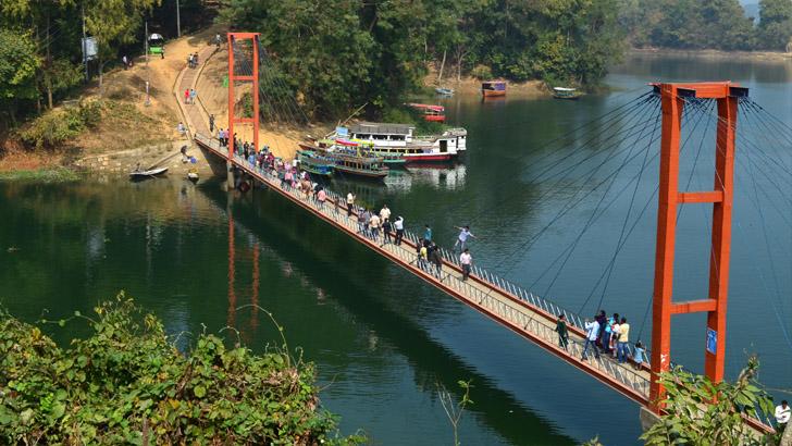 ঝুলন্ত ব্রিজ