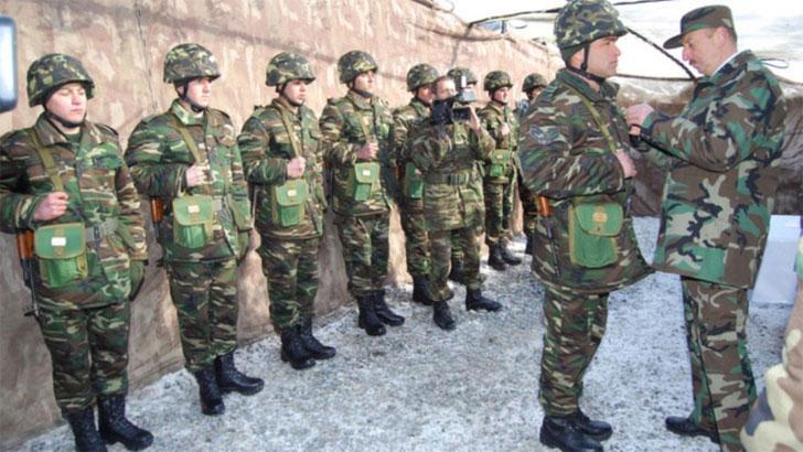 আজারবাইজানের সেনাবাহিনী