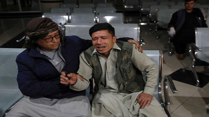 আফগানিস্তানে শিক্ষা কেন্দ্রে আত্মঘাতী হামলায় নিহত বেড়ে ২৪