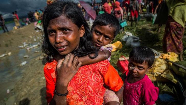 রোহিঙ্গা সংকট সমাধানে জাতিসংঘে প্রস্তাব গৃহীত
