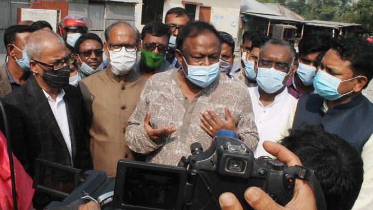 তিস্তা ঘিরে সরকার মহাপরিকল্পনা গ্রহণ করেছে: বাণিজ্যমন্ত্রী