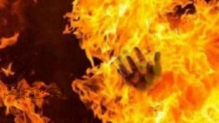 ফতুল্লায় সিগারেটের আগুনে স্বামীর মৃত্যু, স্ত্রী-মেয়ে দগ্ধ