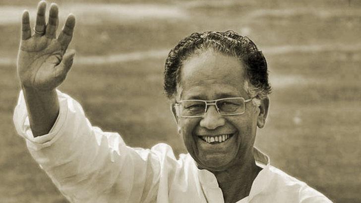 করোনায় মারা গেলেন আসামের সাবেক মুখ্যমন্ত্রী তরুণ গগৈ