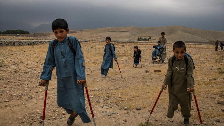 আফগান যুদ্ধে হতাহত ২৬ হাজার শিশুর