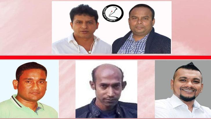 ইতালি বাংলা প্রেসক্লাবের নতুন কমিটি